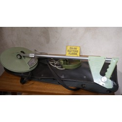 Vintage Heathkit Deluxe GD-348 Metal Detector in tas