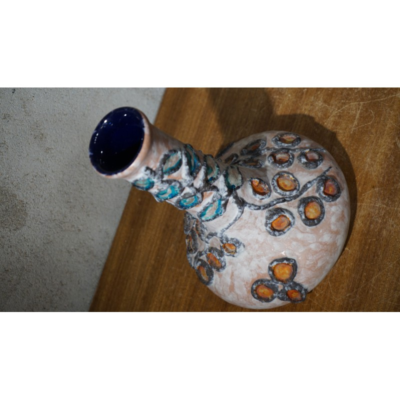 Vintage Marei fat lava vaas - 9101/2