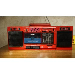 SONY CFS-3000S BoomBox - radio cassette speler