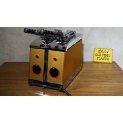 Prachtige vintage milan toast EGI - horeca-toaster