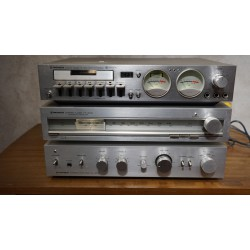 Mooie vintage stereo-set Pioneer - SA-3000 CT-3000 TX-3000