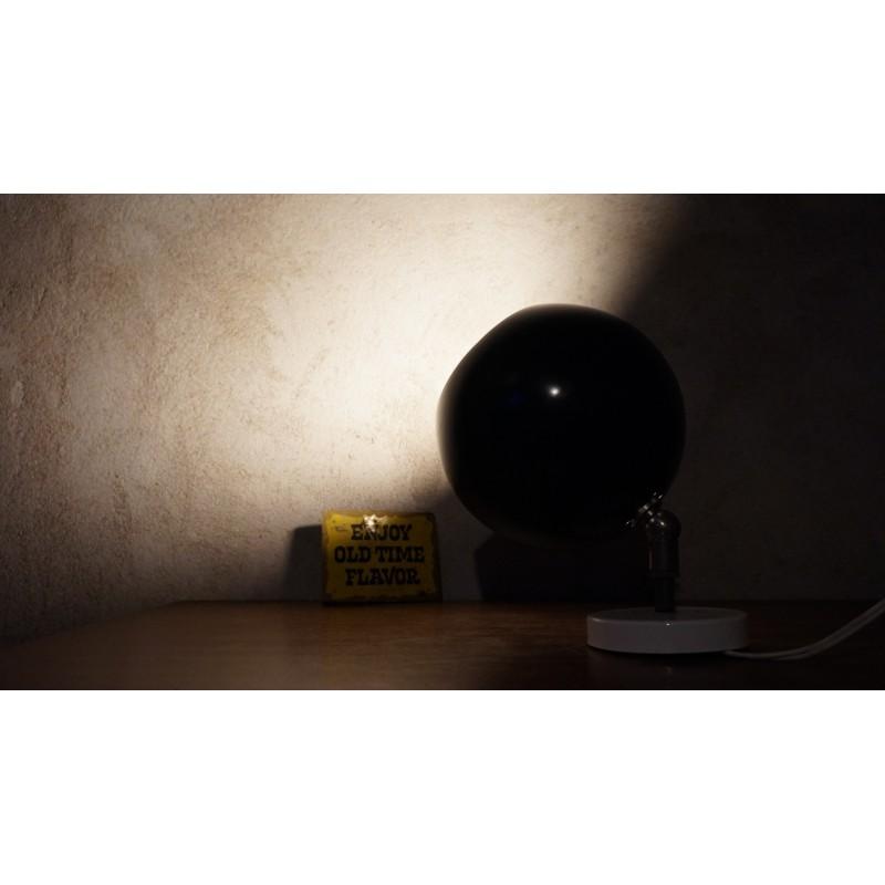 Raak Amsterdam R.2 wand- of plafondlamp - zwart