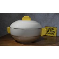 Societe Ceramique - Art Deco soep terrine
