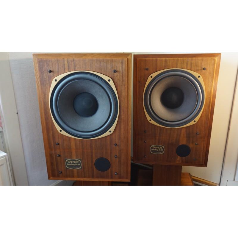Mooie Tannoy Bradley SL65 speakers - 1983-1985