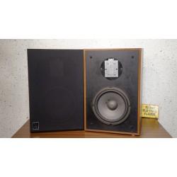 Mooi setje Infinity Qex speakers - EMIT tweeters -1976