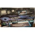 Vintage PHILIPS VG 8020 MSX computer - compleet