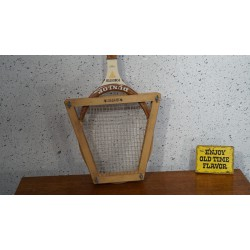 You can't be serious! - vintage Dunlop tennisracket