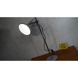 Mooie grote vintage dbgm design tafellamp - chroom