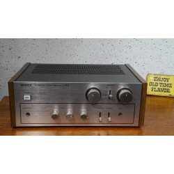 Prachtige SONY TA-1630 Integrated Stereo Amplifier - versterker