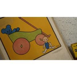 leuke kleine schoolplaat - 50s - Kant en klaar binnen 't jaar