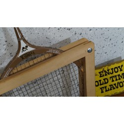 Mooi vintage Yonex B-9100 badmintonracket