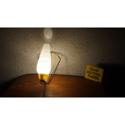 Bijzonder leuk vintage wandlampje