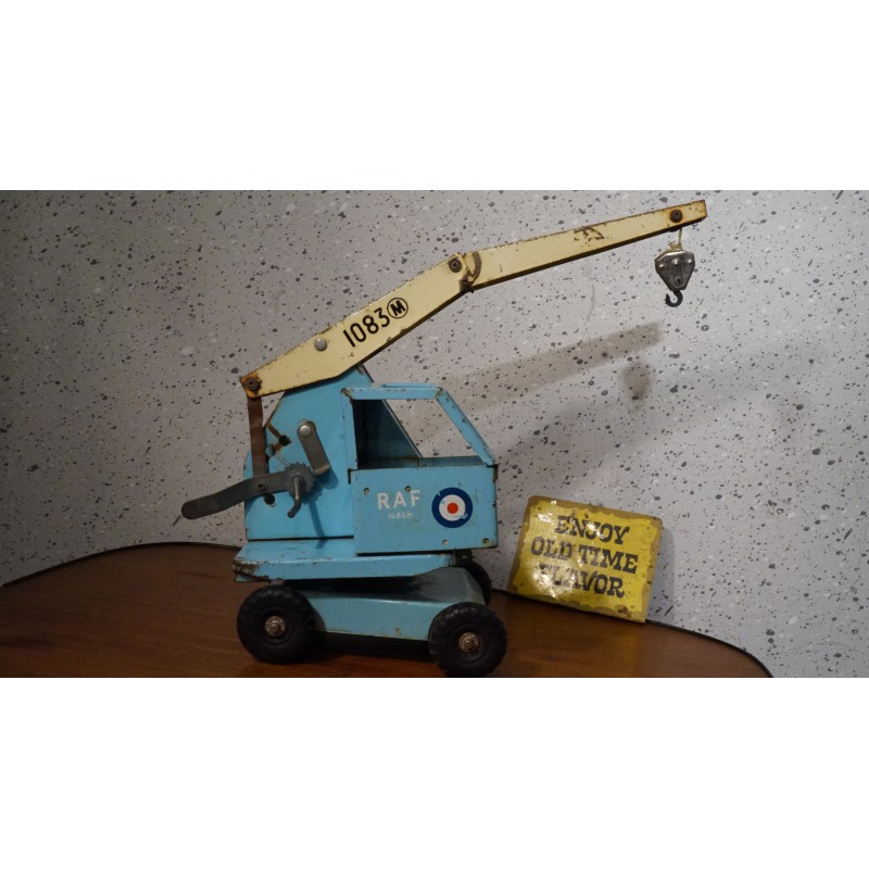 Decoratieve Tri-Ang toys takelwagen - RAF 1083