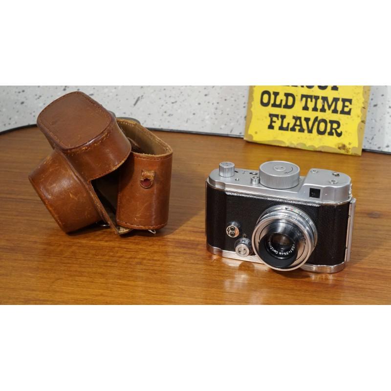Wartime Berning Robot II camera