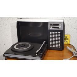 Mooie Philips AF423 kofferplatenspeler