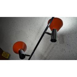 Prachtige design vloerlamp - Cosack - spots - oranje