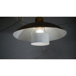 Leuk vintage design hanglampje