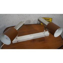 Strakke vintage design wandspots