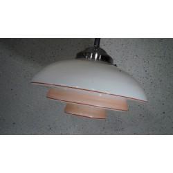 Bijzondere en zeldzame Art Deco hanglamp