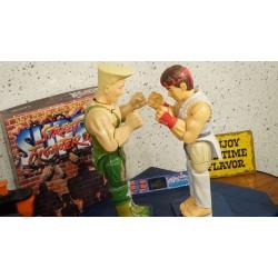 Tiger Electronics Inc. - Electronic Street Fighter II Capcom