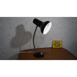 Stoere hala Zeist tafellamp - bureaulamp - zwart