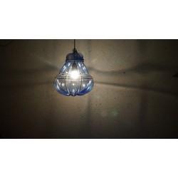 Prachtige Venitiaanse hanglamp - geblazen glas