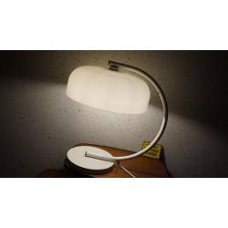 Originele zware vintage Space Age design tafellamp - hala Zeist