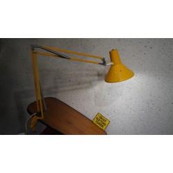 Leuke gele Danlight architectenlamp - Type 2