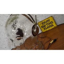 Oude hoofdtelefoon - Allaphone 400 Ohm - 1920's