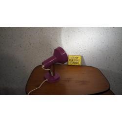 Mooie paarse Anvia tafellamp  wandlamp