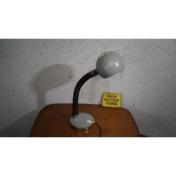 Mooi vintage tafellamp - Herda - bol