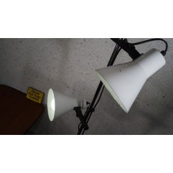 Mooie Anvia design vloerlamp (dubbelspots)