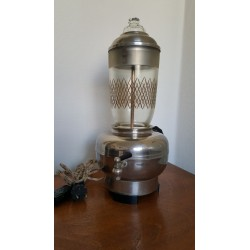 Mooie oude koffiezetter / perculator / koffiezet apparaat