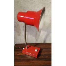 Zeldzaam vintage tafel lamp / bureau lamp - hala (?) - 60s
