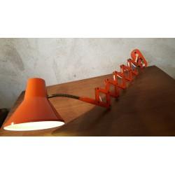 Hele mooie vintage schaarlamp / wandlamp - (hala / SIS)