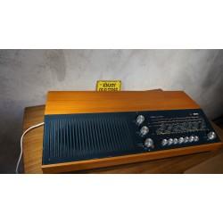 Vintage WEGA 144 Stereo Tabletop radio - 1969