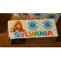 Vintage Sylvana flitslampjes - new old stock