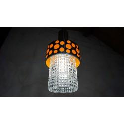 Raak Amsterdam hanglamp - chroom - glas
