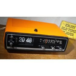 Siemens Alpha RG222 flipklok - wekkerradio