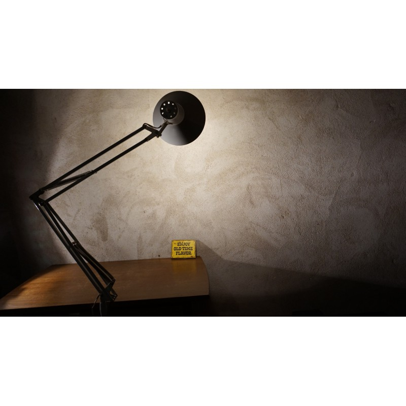 mooie SLB schaarlamp - Danish design - Grijs