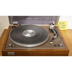 Hele mooie JVC JL-A1 woodcase platenspeler - 1976